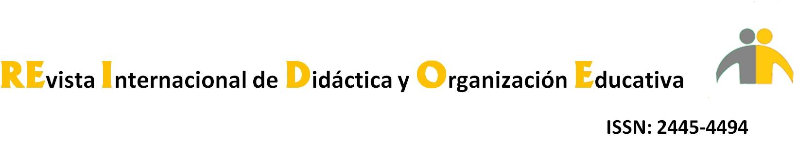 REIDOE. Revista Internacional de Didáctica y Organización Educativa